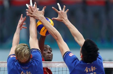 上海男排組強陣出征世俱杯 20人大名單正式公佈