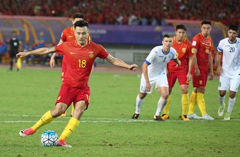 FIFA男足世界排名:中國隊世界第60亞洲第五
