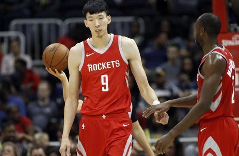 三分首入得分新高 周琦在NBA迎來新突破