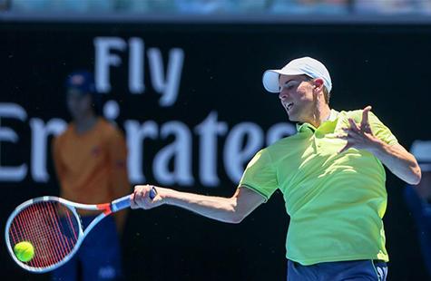 澳網:蒂姆晉級