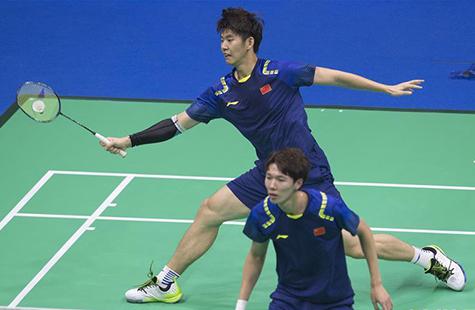 亞錦賽:李俊慧/劉雨辰晉級八強