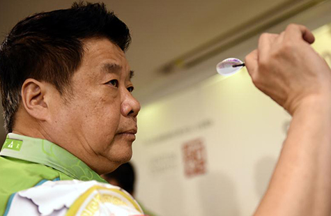 香港将举办国庆飞镖大赛