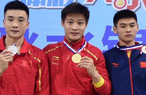 跳水全国锦标赛:杨健男子10米跳台夺冠