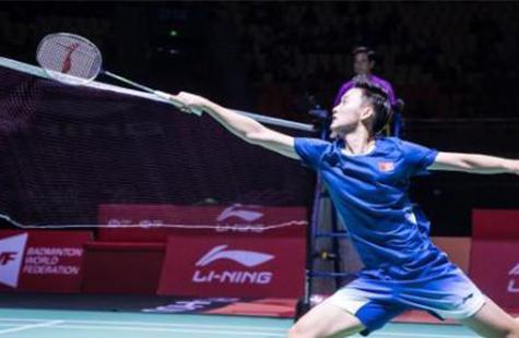 福州羽毛球公开赛国羽夺两冠 陈雨菲连克强敌女单封后