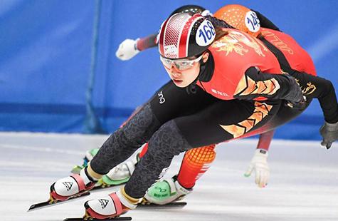 中国杯短道速滑精英联赛赛况