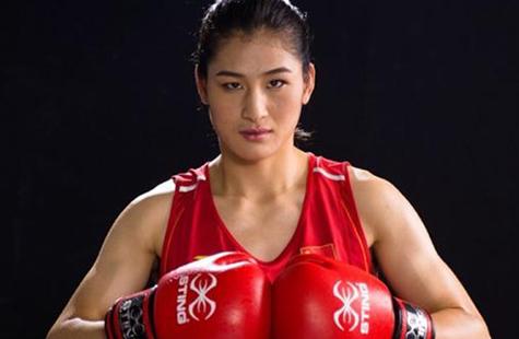 中國運動員李倩榮膺亞拳聯2018年度最佳女子拳手
