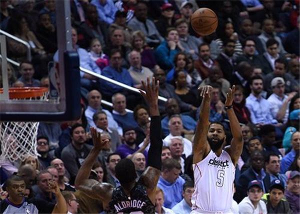 NBA:奇才前锋马基夫-莫里斯颈部不适至少缺阵