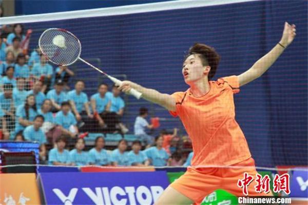 2019年人教羽毛球小学锦标赛在江西瑞昌落幕年级版全国五单项英语图片