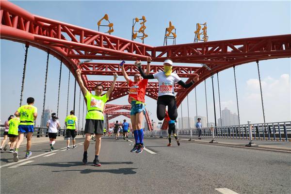 2019吉林马拉松让北国江城更具魅力
