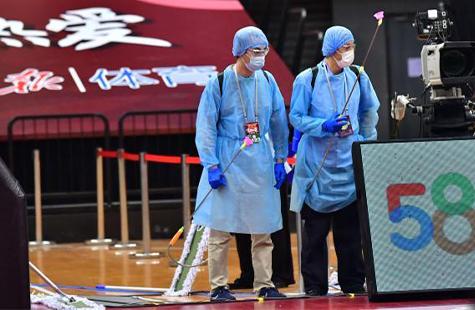 """2019—2020赛季CBA联赛落幕 青岛赛区提供""""破冰者""""的过硬经验"""