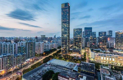 深圳特区40年丨从小渔村到国际体育赛事之都