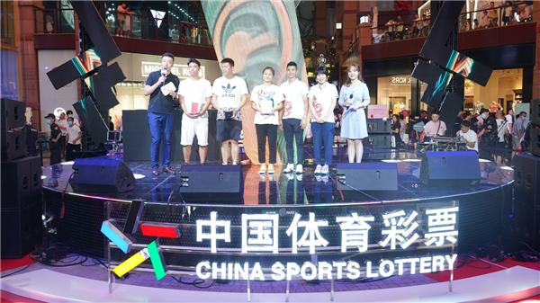 中国体育彩票运动人秀节目今晚火热开播