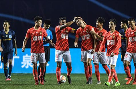 """大连赛区迎回球迷 """"广州德比""""将开放1500个观众"""