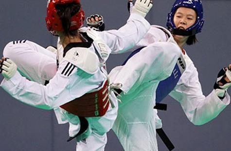 <b>全国跆拳道锦标系列赛开赛</b>