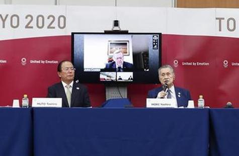 东京奥运会第一阶段简化方案公布 奥运村内代表