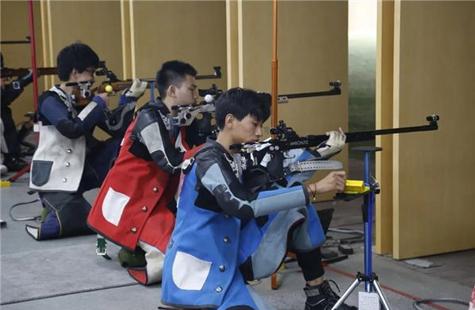 2020年安徽省青少年射击冠军赛10月开赛