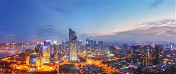 2020行者旭辉城市公益徒步杭州站