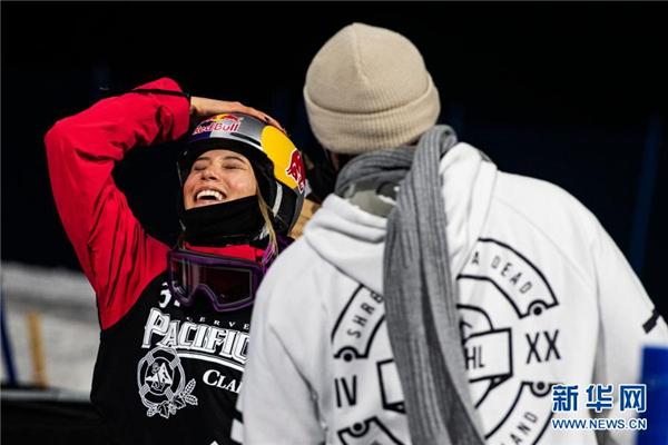 创造中国冰雪运动历史 谷爱凌首获X Games冠军