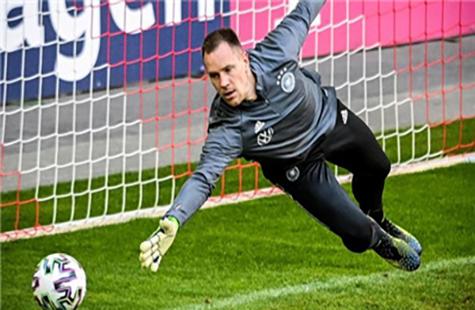 德国门将特尔施特根无缘欧锦赛