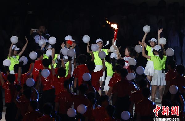 杨倩点燃圣火!全运会开幕式五大亮点值得回味!